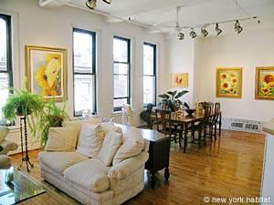 Location de vacances à New York. Photo d'un appartement T2 dans Midtown West, Chelsea (NY-8169)