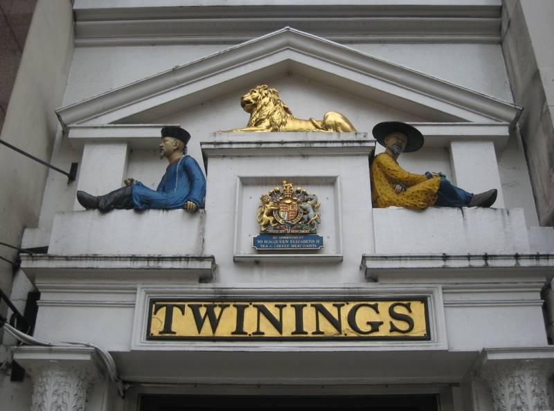 Les grands salons de thé à Londres