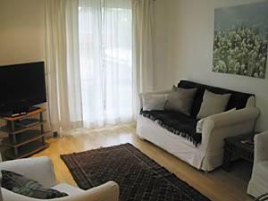 Location meublée à Londres. Photo d'un appartement T3 à West Brompton, Kensington-Chelsea (LN-607)