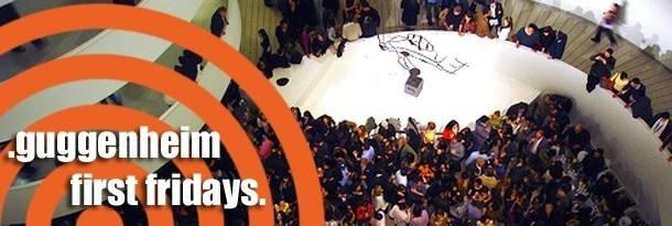 Art du soir : les premiers vendredis au Guggenheim à New York
