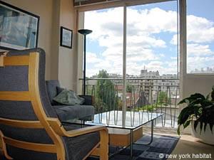 Photo : Appartement T2 en location de vacances à Auteuil (PA-2574), Paris