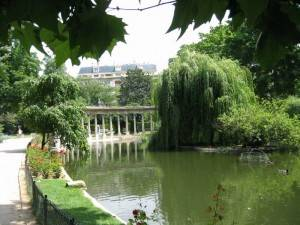 Photo : Parc Monceau, Paris