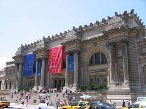 Photo du Metropolitan Museum of New York