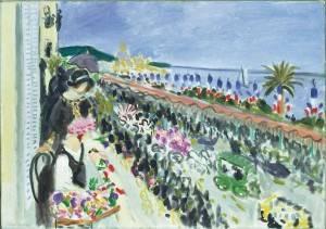 Fête des fleurs de Henri Matisse
