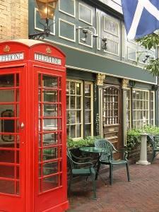 Photo : Pub à Londres