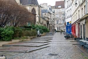 Visite Guidée en Vidéo du quartier du Marais à Paris – Partie 1
