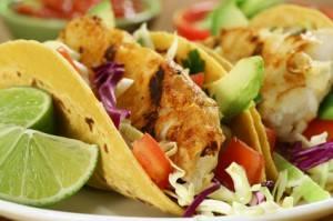 Photo : Tacos au poisson