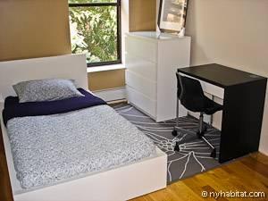 Photo d'une des chambres à louer à Bedford-Stuyvesant