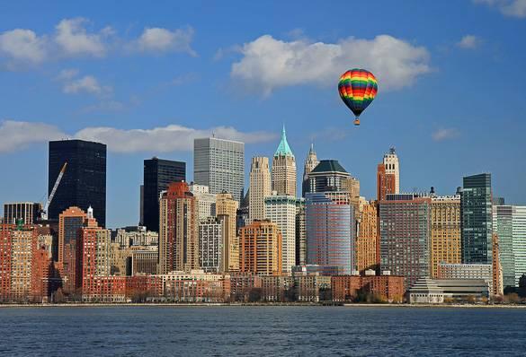 Visitez New York avec vos enfants !