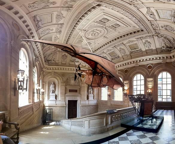 Image du Musée des Arts et Métiers, Paris