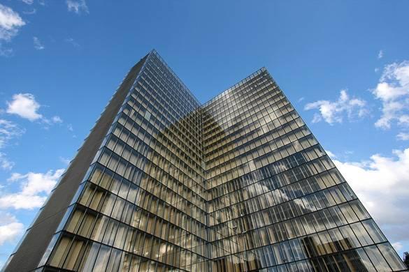 Photo de la Bibliothèque Nationale de France à Paris