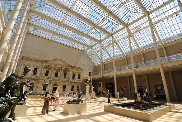 Photo du Metropolitan Museum of Art à Manhattan.