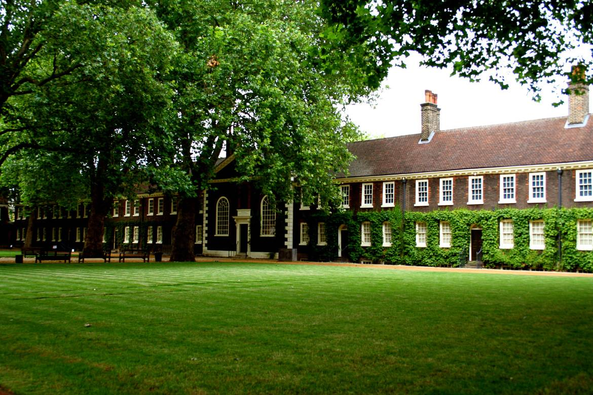 Photo du Geffrye Museum de Hackney à Londres
