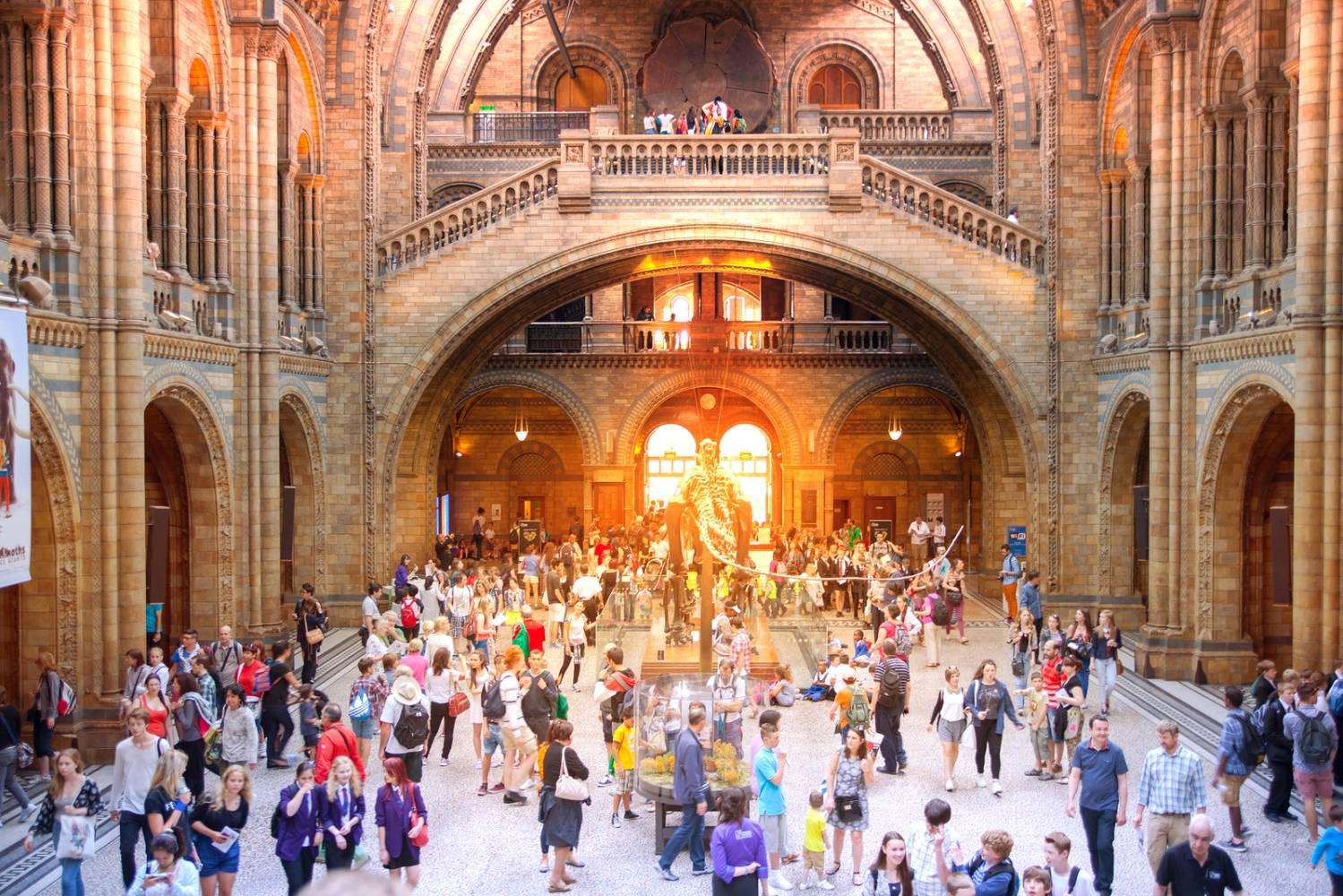 Photo du Natural History Museum