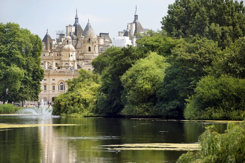 Les 10 plus beaux parcs de Londres