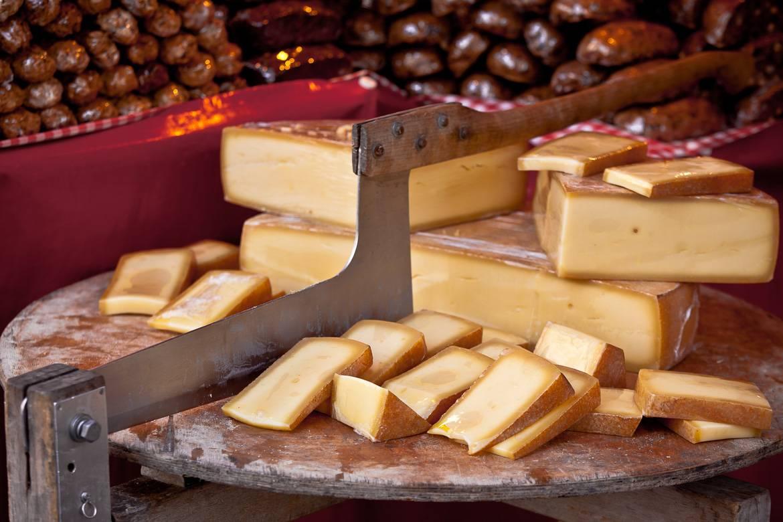 Photo de fromages
