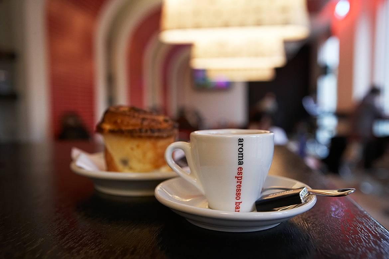 Photo du Aroma Espresso Bar