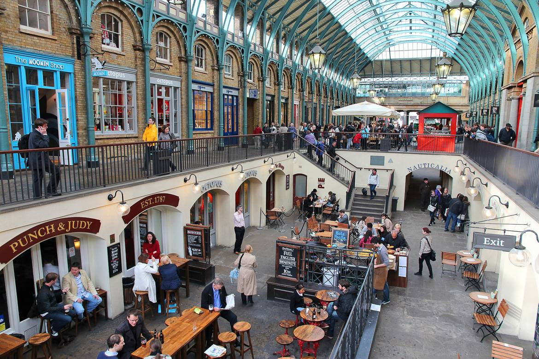 Photo du Camden Market