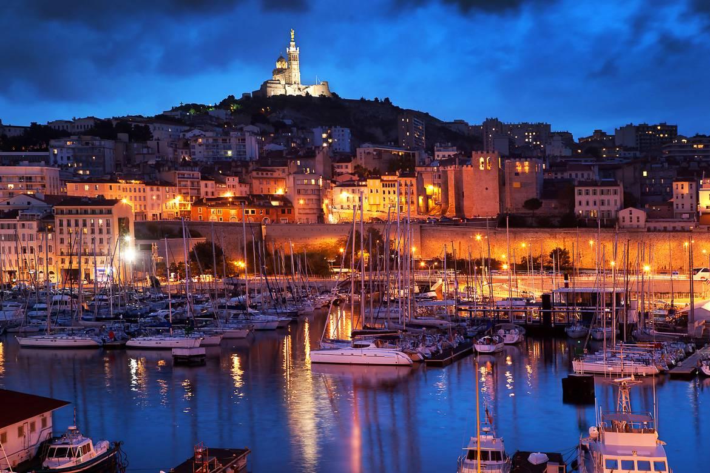 Visite guidée en vidéo du Sud de la France : Marseille, partie 1