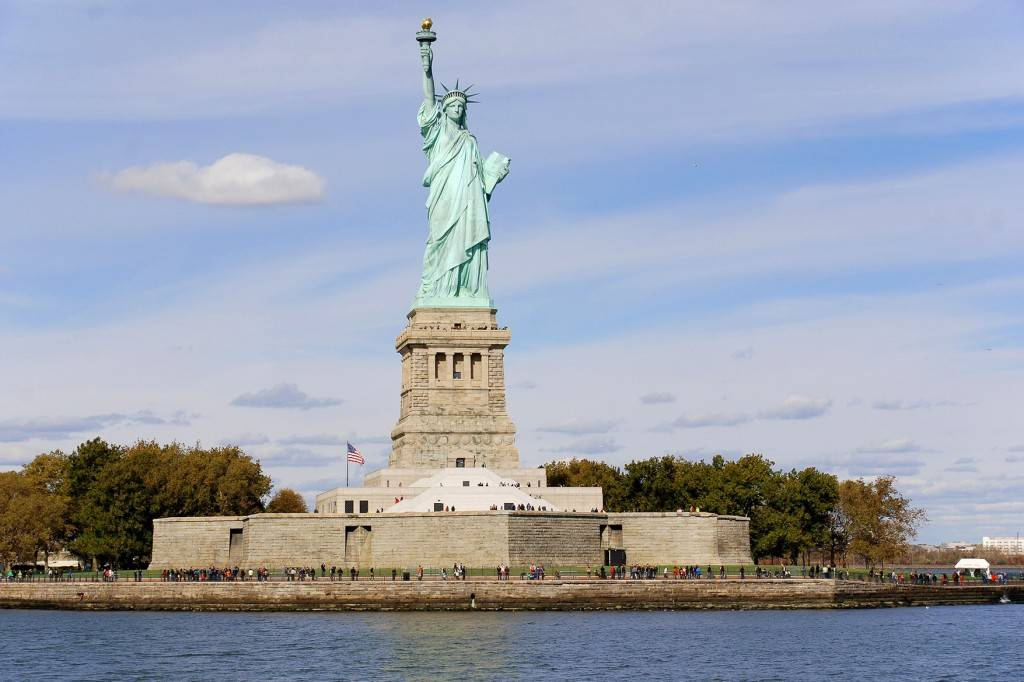 Photo de la Statue de la Liberté
