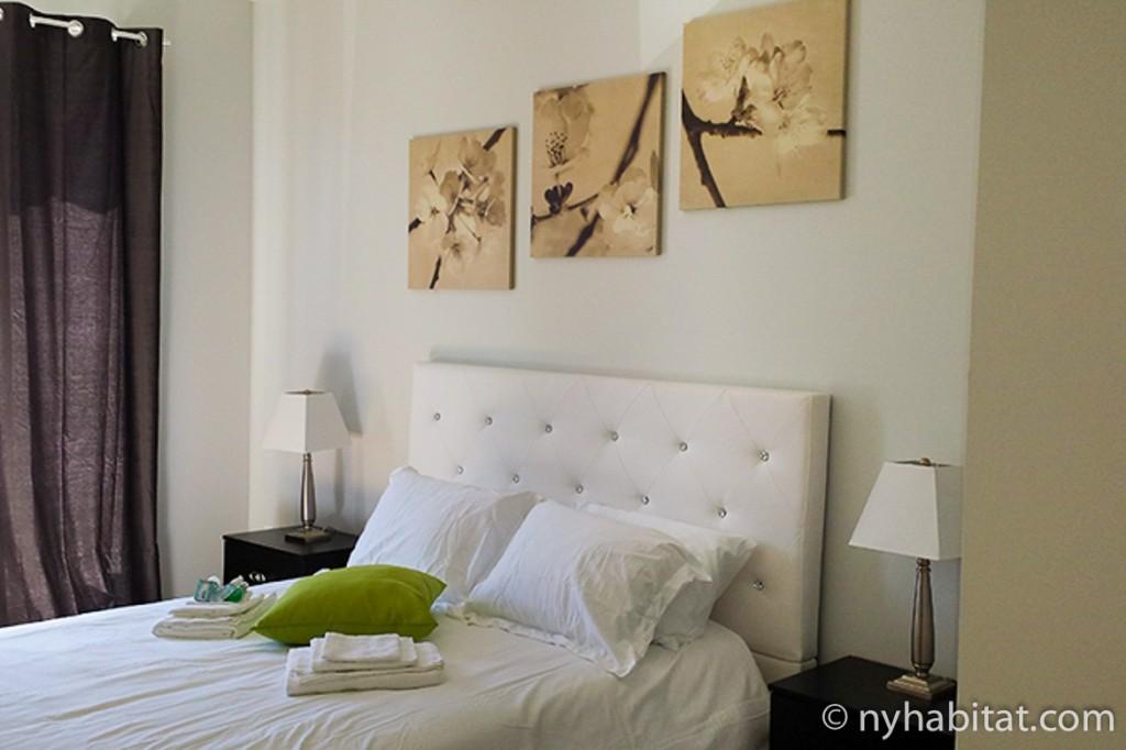 Photo de la chambre de l'appartement NY-16684