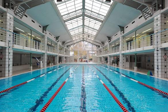 Photographie de la piscine Hébert