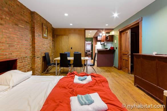 Photo de la location de vacances NY-12794 dans le quartier de Bedford Stuyvesant