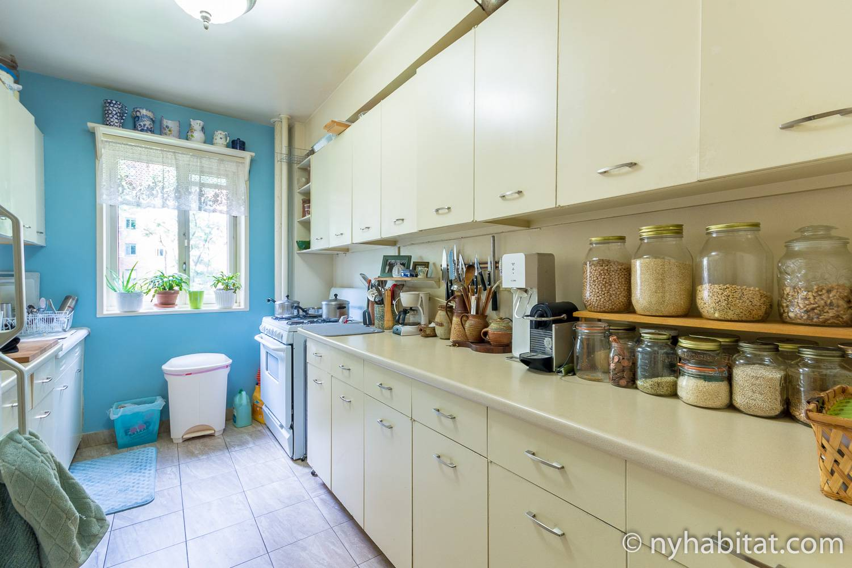 Photo de la cuisine de l'appartement NY-17206.