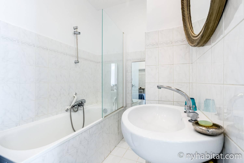 Photo de la salle de bains de l'appartement PR-1242.
