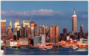 Accommodation in New York City - Available apartments