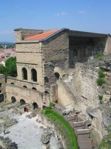Tra gli antichi romani, ma nel sud della Francia