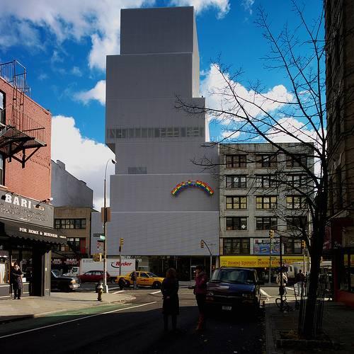 New Museum: il museo più nuovo di New York