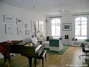 New York: appartamento due stanze da letto a  Downtown (NY-12330)