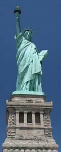 La Statua della Libertà, signora di New York