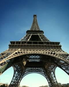 A Parigi per l'anniversario della Tour Eiffel