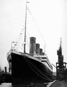 Il Titanic in mostra a New York