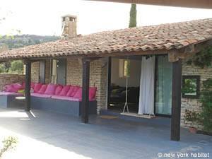 Sud della Francia: villa 5 stanze da letto a Gordes, Provenza - Luberon (PR-766)