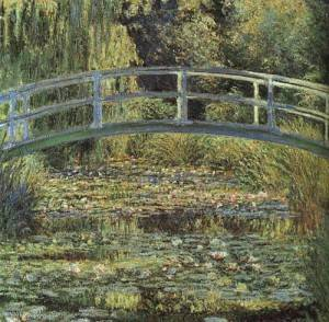 5 gite da fare a Parigi: la Giverny di Monet