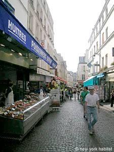Il mercato di Rue Mouffetard
