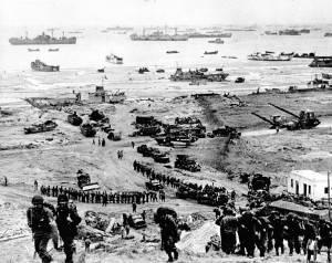 5 gite da fare a Parigi: le spiagge dello sbarco in Normandia