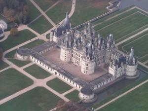 5 gite da fare a Parigi : i castelli della Loira