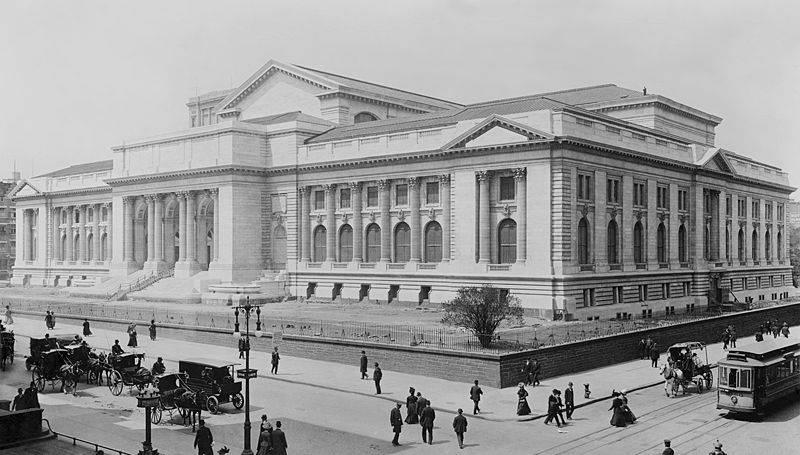 5 luoghi letterari a New York: la New York Public Library
