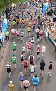 Una festa lunga 42 km: la maratona di New York
