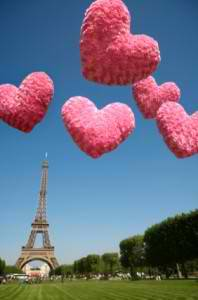 L'amore al Louvre per San Valentino