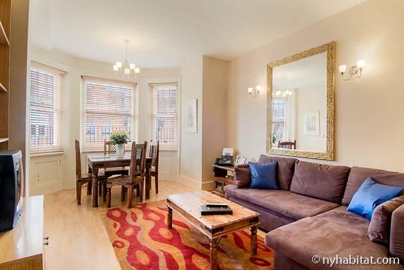 Foto di un appartamento vacanza in affitto a Londra