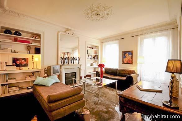 Foto di un appartamento vacanza a Parigi (PA-3496)