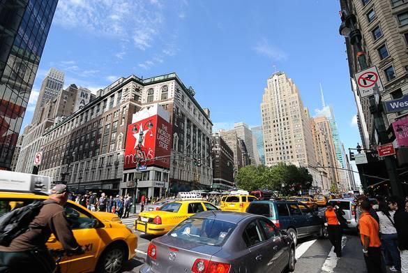 Immagine del Macy's nella Herald Square, Manhattan