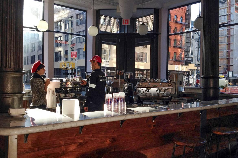 Immagine de La Colombe a SoHo, New York. Foto: Dan Nguyen.