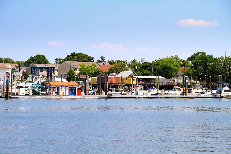 Foto della City Island nel Bronx