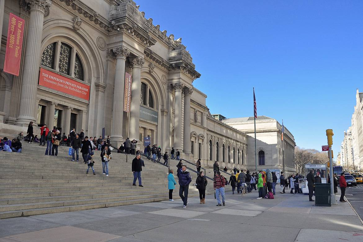 Immagine del Metropolitan Museum of Art